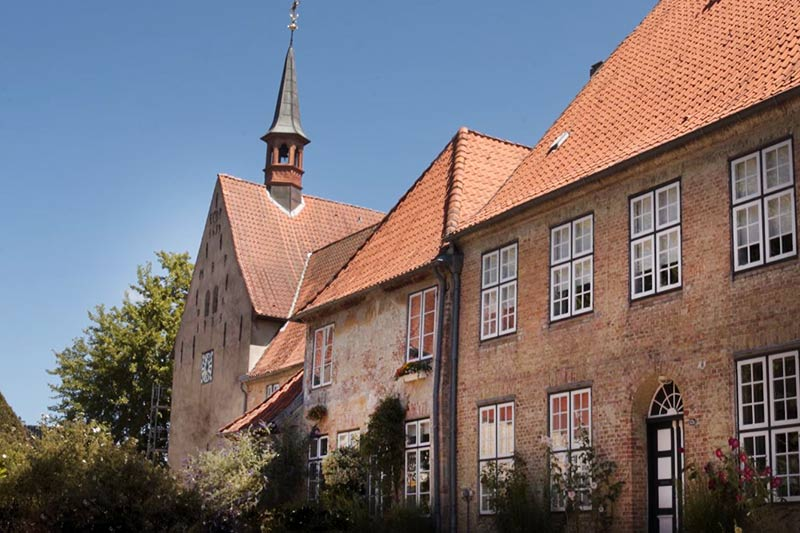 [Translate to English:] St-Johannes-Kloster Schleswig