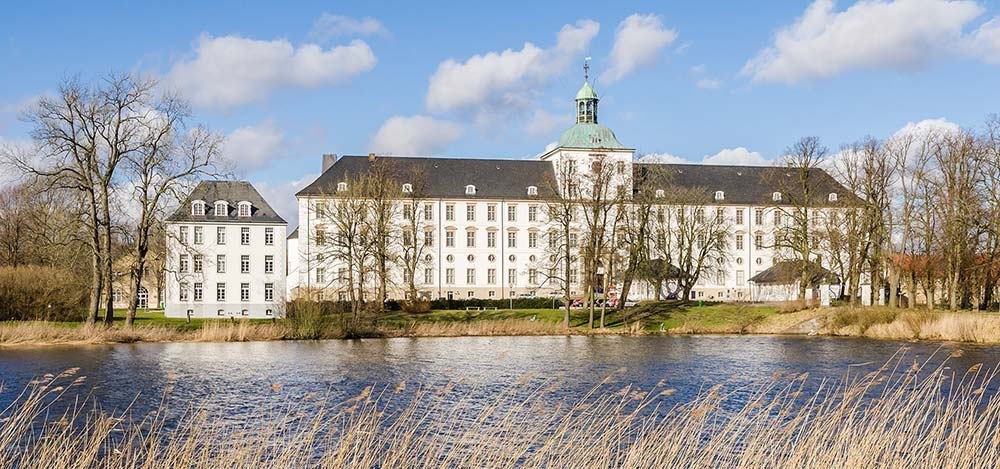 [Translate to English:] Schloss Gottorf in Schleswig